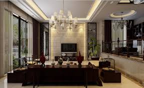 Chinese Living Room Chinese House Living Room Design Interior Design