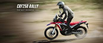 crf250 rally u003e the dirtbike for thrill seekers