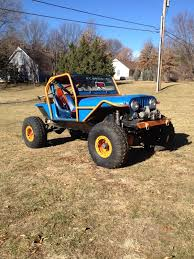 jeep rock crawler buggy jeep cj yj 4x4 rock crawler buggy