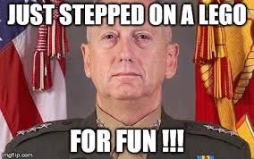 Mad Dog Meme - james mad dog mattis is real tough imgflip