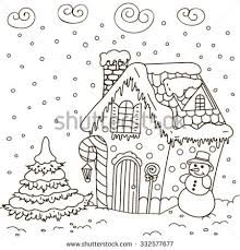 Coloring Page Of A Coloring Page Stock Images Royalty Free Images Vectors by Coloring Page Of A