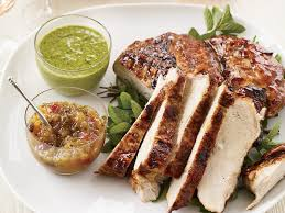 mango glazed turkey breast recipe rubel jacobson food wine