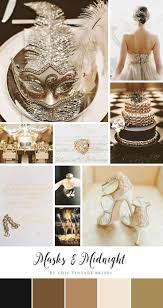 Halloween Themed Wedding Decorations by Best 25 Masquerade Wedding Ideas On Pinterest Gothic Wedding