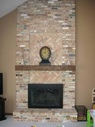 fireplace exciting river rock fireplace designs for living