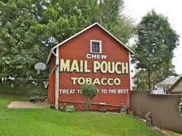 The Barn Lake Alfred Mail Pouch Barn Tom The Backroads Traveller