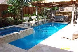 small pools for small yards backyard pool designs for small yards popular with photo of backyard