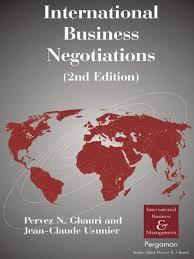 business negotiations negotiation bargaining