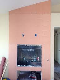 we nail it fireplace revamped