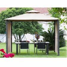 10x10 Metal Frame Gazebo by Aliexpress Com Buy Abba Patio 10x10 Ft Outdoor Art Steel