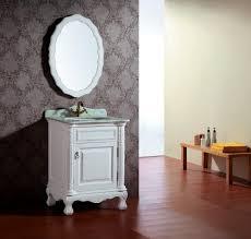 round mirror antique bathroom cabinet in bathroom vanities from