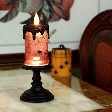 plastic light up halloween pumpkins halloween candles and flameless candles halloween wikii