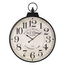 horloge chambre bébé horloge chambre bebe 10 horloge gousset en m233tal d 60 cm