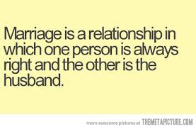wedding quotes humorous marriage husband quote