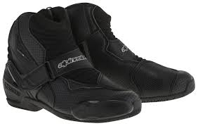 budget motorcycle boots alpinestars smx 1 r vented boots revzilla