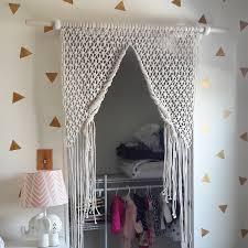popular items for door curtain on etsy macrame loversiq