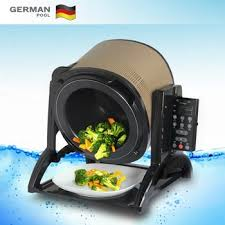 cuisine high tech germanpool high tech safe spaghetti free grilled robotic frying