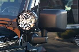 kc hilites windshield light mounting brackets free shipping on