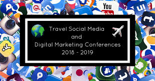 travel media images Digital marketing conferences and travel social media 2018 2019 png