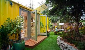 interior prefab container house for classroom storage