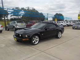 ford mustang 2009 convertible 2009 ford mustang gt premium 2dr convertible in huntsville tx