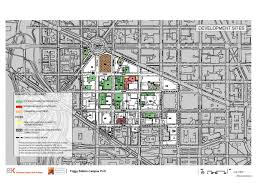 University Of Pennsylvania Campus Map by 2007 Foggy Bottom Campus Plan The Gw Neighborhood The George