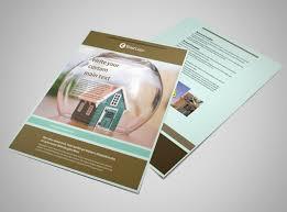 home insurance flyer template mycreativeshop