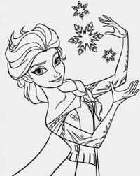 frozen queen elsa coloring pages printable coloring panda