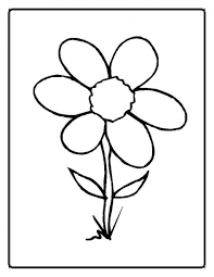 coloring pages printable coloring pages of flowers flower page