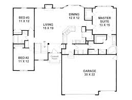 ranch floor plans with split bedrooms what is split bedroom the rosewood from is a charming home with a