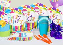 birthday party supplies milestone birthday milestone birthday party shindigz