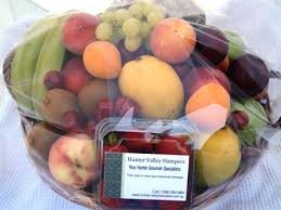 fruit baskets delivered fresh fruit basket valley hers