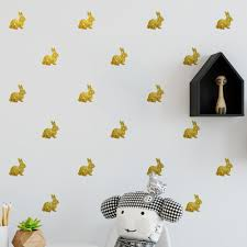 popular diy wall murals buy cheap diy wall murals lots from china funlife rabbit alice in wonderland peel and stick diy wall mural sticker for children room