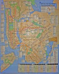 Ny Mta Map New Jersey Exists The Archive