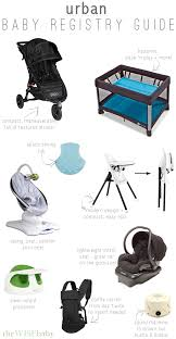 baby registry guide ii the wise baby