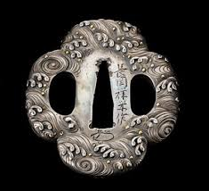 235 best tsuba images on japanese sword katana and