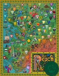 7 Kingdoms Map Race For The Iron Throne Westerosi Economic Development Series