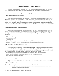 Resume Examples For College Applications Sample Resume College Student Free Resume Example And Writing