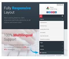 Moodle Hosting Title New Learning Premium Moodle Theme By Marbol2 Themeforest