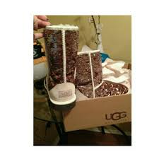 ugg flash sale 51 ugg boots flash sale nwt chagne sequin ugg
