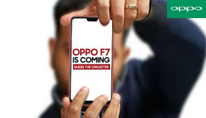 Oppo F7 Oppo F7 Will A Notch On Its Display Digit In