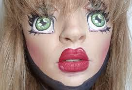 doll makeup tutorial youtube