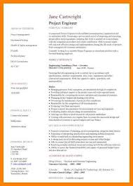11 resume example engineering writing a memo