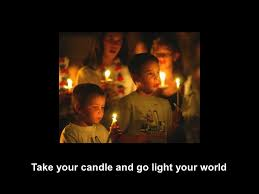 Go Light Your World Standing Together Standing Together Ppt Download