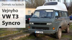 volkswagen westfalia syncro obytný volkswagen t3 1 9td syncro westfalia exkurze youtube