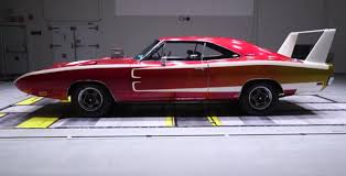 Dodge Challenger 1969 - how the aerodynamics of the 1969 dodge charger daytona compare to