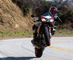 2016 aprilia tuono factory first ride the do it all performance