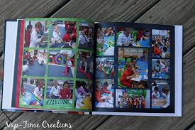 preschool yearbook with mixbook life sew savory