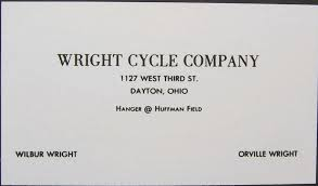 Bicycle Business Cards 5 Business Cards That Changed The World