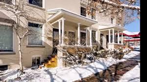 denver real estate 717 north logan street denver co 80203 youtube