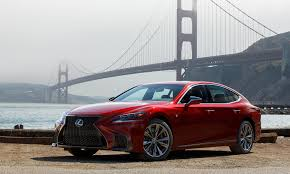 lexus dealership design revamped lexus ls 500 to start above 75 000